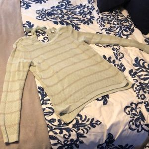 LC Cute knit sweater